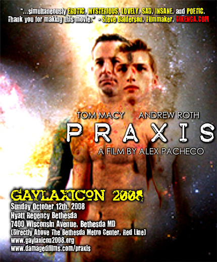 ... the Gay Science Fiction Convention here in Washington DC. this will be a ...